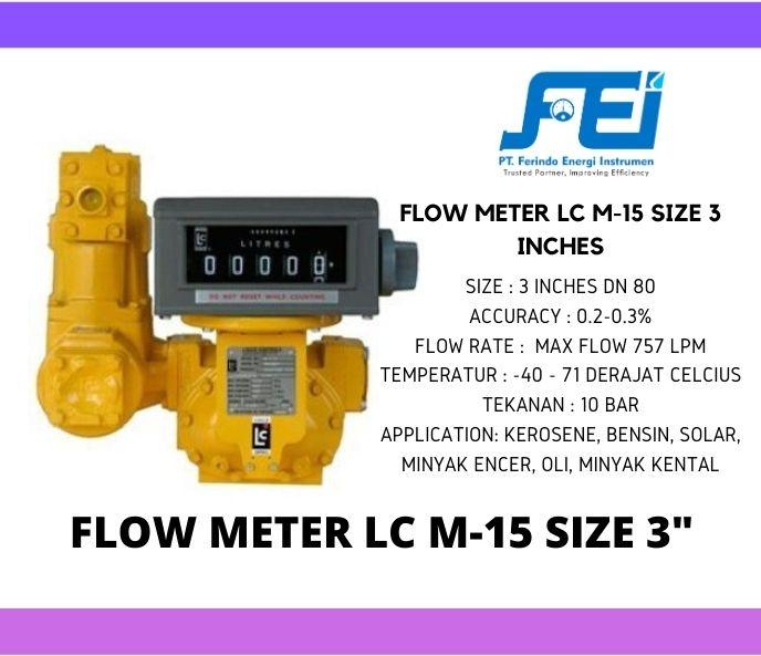 Bahan Yang Digunakan Untuk Merawat Flow Meter